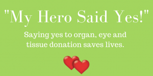 Donate Life Wyoming Share Your Story
