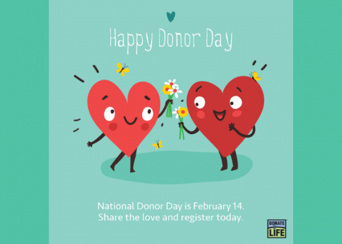 National Donor Day 2020