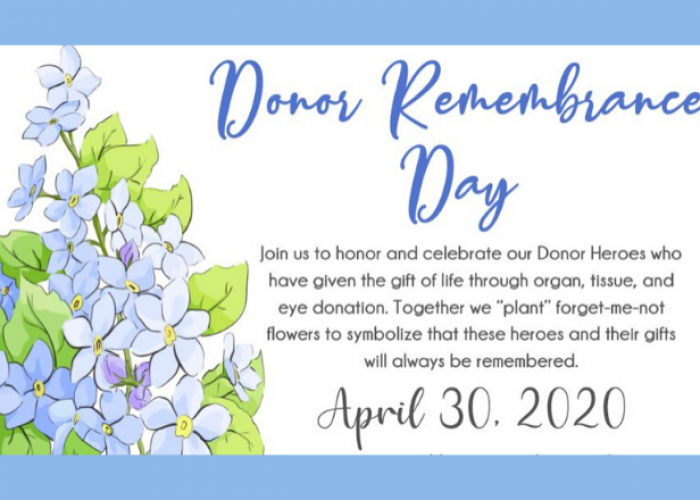 Donor Remembrance Day