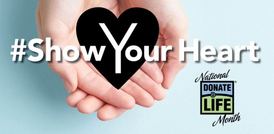 Show Your Heart this April!